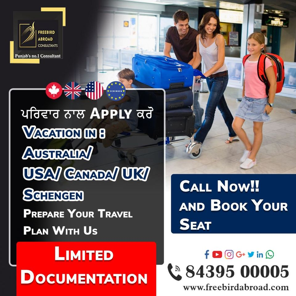 Tourist Visa for any Country