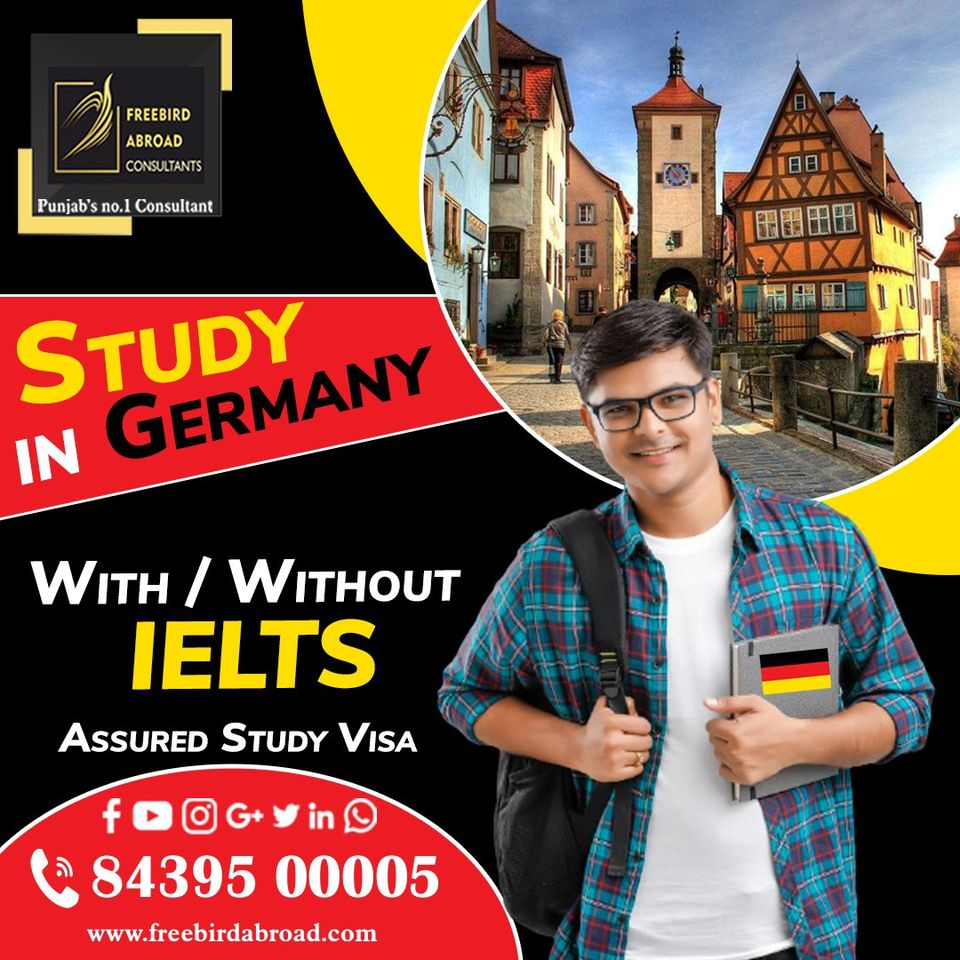 Study Visa for Germany