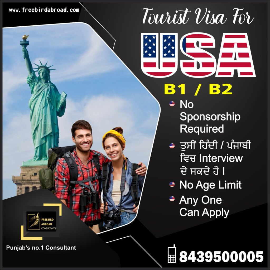 Plan Your Tourist Visa
